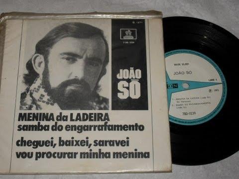 JOÃO SÓ   -  MENINA DA LADEIRA