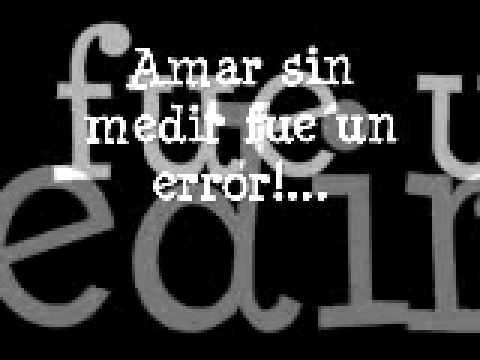 letra de cancion alejandro fernandez no: