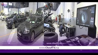 رسميا ..افتتاح أكبر مركز لإصلاح السيارات بالدارالبيضاء بخدمات عالية | روبورتاج