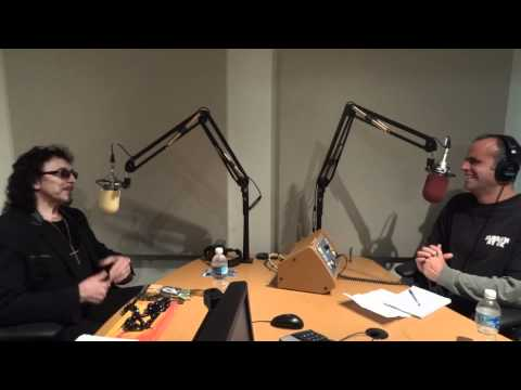 Part 1 Black Sabbath's Tony Iommi & HPR's Dave Lawrence