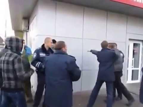 Украина. Драка из-за слова «Новороссия» - drakoff.ru