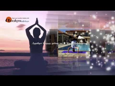 Awaken Holidays - Yoga Holiday in Turkey with Noel Sharpe (AH130053)