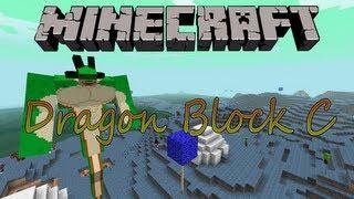 Minecraft 1.5.2 Instalar Dragon Block C / Español
