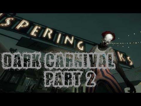 Let's Play! -Left 4 Dead 2: -DARK CARNIVAL- Episode 2: Safe Room Witch