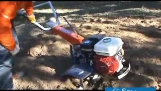 Motoazada - Funcionamiento