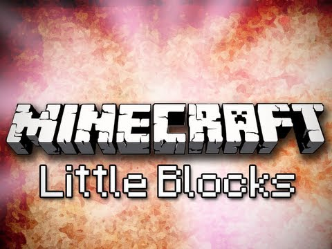 Minecraft Mods: Micro Circuitry (Little Blocks Mod Demonstration)