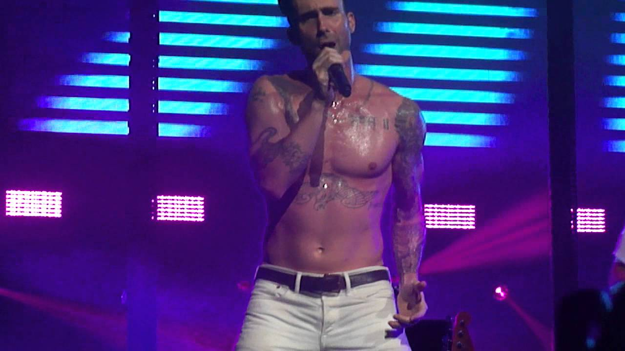 Maroon 5 Honda Civic Tour Tampa - Stereo Hearts, Adam ...