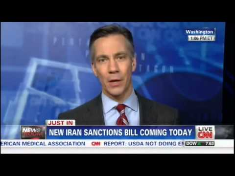 New Iran Sanctions Bill Coming Today