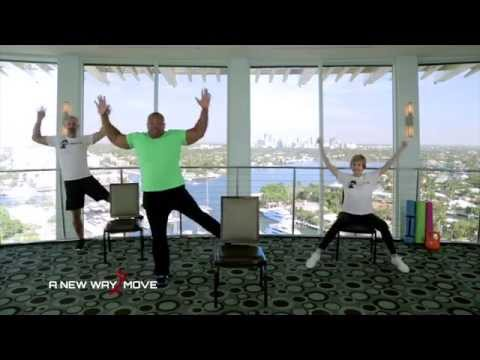 Cardio Exercises for Seniors by Curtis Adams