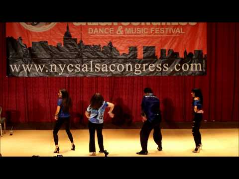 Eddie Torres Workshop Summary - New York Int'l Salsa Congress 2012 (Saturday - 9/1/12)