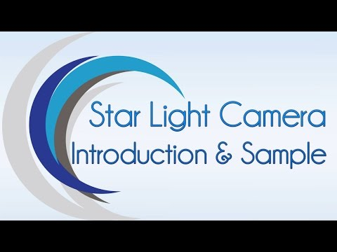Introducing New StarLight Cameras from EasternCCTV