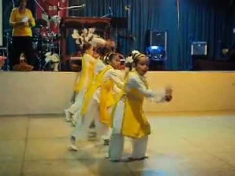 Danzas Cristianas infantil Jeshua