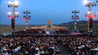Andrea Bocelli - Vivo per lei (duet with Heather Headley)Live HD