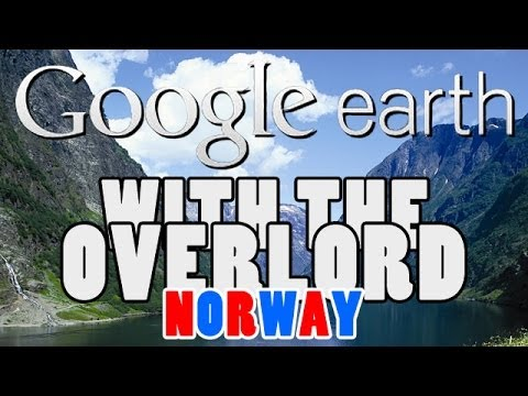 Exploring Earth with the Overlord: Norway