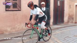 من وجدة..بطلة مغربية في سباق الدراجات تطالب المسؤولين بمساعدة الشباب | خارج البلاطو