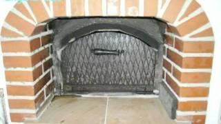Como hacer un horno de leña de ladrillos refractarios