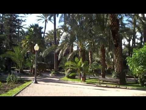 Elche .Parque municipal.Viajes 2x1