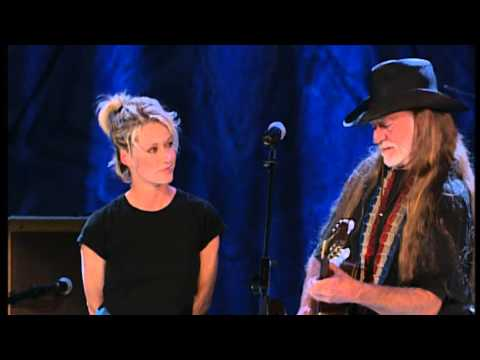 """Hình ảnh trong video Willie Nelson & Shelby Lynne - """"Stormy Weather"""