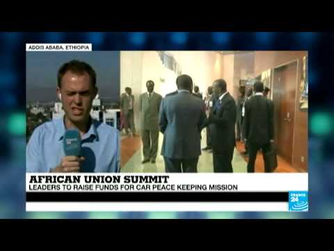 African Union summit: main focus of attention on the Central African Republic conflict