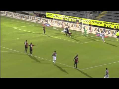 Cagliari-Siena 4-2 | Sky HD Highlights &amp; Ampia Sintesi | 10^ Giornata Serie A | 31/10/2012