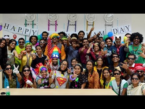 Pharrell Williams - Happy [MANORAMA ONLINE IS HAPPY]
