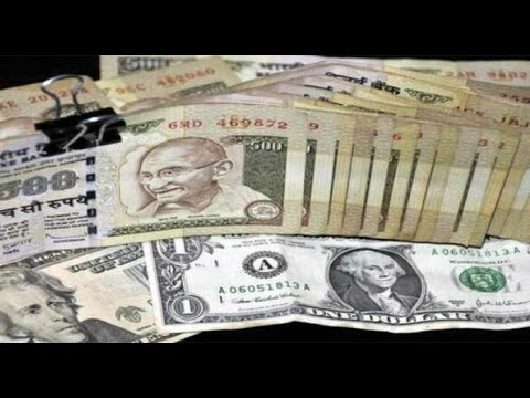 Rupee gains as retail inflation eases
