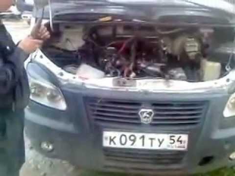 Газель с двигателем 1JZ-GE