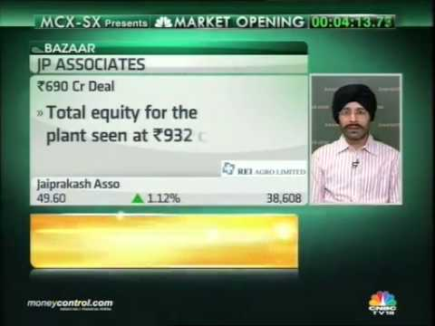 Positive on JP Associates, target Rs 55/share: Anand Rathi