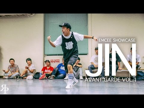 JIN | EMCEE SHOWCASE | AVANT GARDE VOL. 1| RPProductions