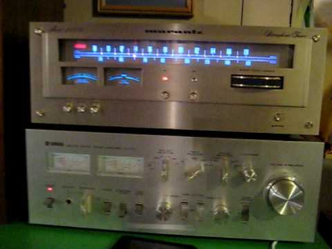 Marantz 2100 tuner yamaha ca 810 amp dynaco a25 speakers for Marantz or yamaha