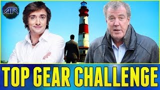 GTA 5 Online : Top Gear Challenge RACE TO THE LIGHTHOUSE
