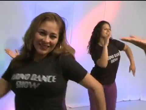 En Forma, Bailoterapia con Marino Show Dance 1er Prg. 1/3