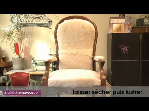 video valerie pizzi fauteuil voltaire du cote de chez vous youtube. Black Bedroom Furniture Sets. Home Design Ideas