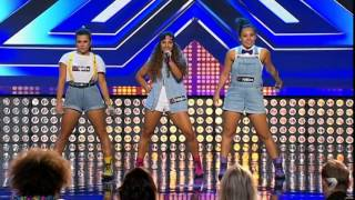 The X Factor Australia 2014 Auditions Beatz