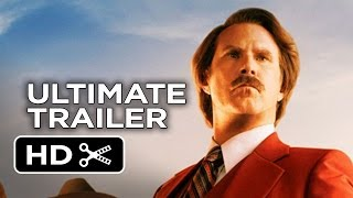 Anchorman 2: The Legend Continues Ultimate Trailer (2013
