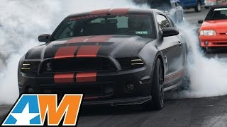 Hot Lap: GT500 Goes 10's W/Bama Tune & CAI