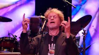 "Jon Anderson  2019-04-06 Scottish Rite Auditorium ""1000 Hands (come Up) -  Starship Trooper&quo"