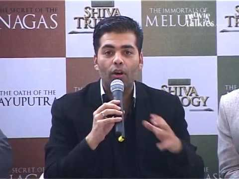 Karan Johar: 'The Immortals Of Meluha will be Dharma Productions' biggest challenge'