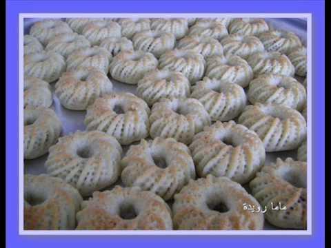 حلويات من العجينة المورقة