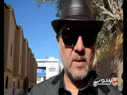 بالفيديو : لحظات بكاء وحزن كبير في وداع حبيب الروح المناضل عبد الرزاق موزاكي