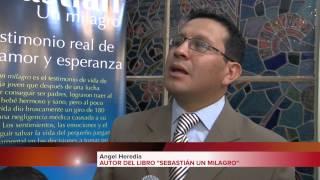 """Presentación del Libro """"Sebastián un Milagro"""""""