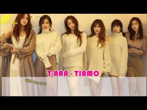 [Karaoke Thaisub] TIAMO -  T-ARA