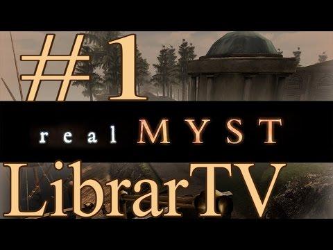 Слепое прохождение real Myst