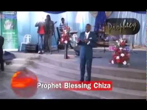 Prophet Blessing Chiza-Prophecy Confirmation of accidents in Zimbabwe