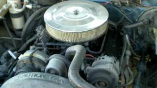350 Ci 5.7 Litre Engine. 1988 Chevy Truck