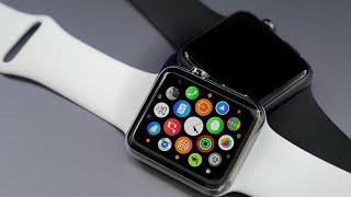 Apple Watch vs Apple Watch Sport: Unboxing & Comparison - Duration: 4:37.
