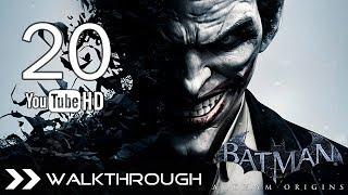 Batman Arkham Origins Walkthrough Gameplay Part 20