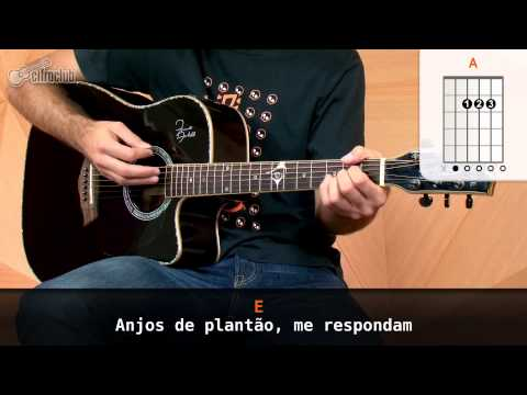 Anjos de Plantão (part. Doncesão) - Ivo Mozart (aula de violão simplificada)