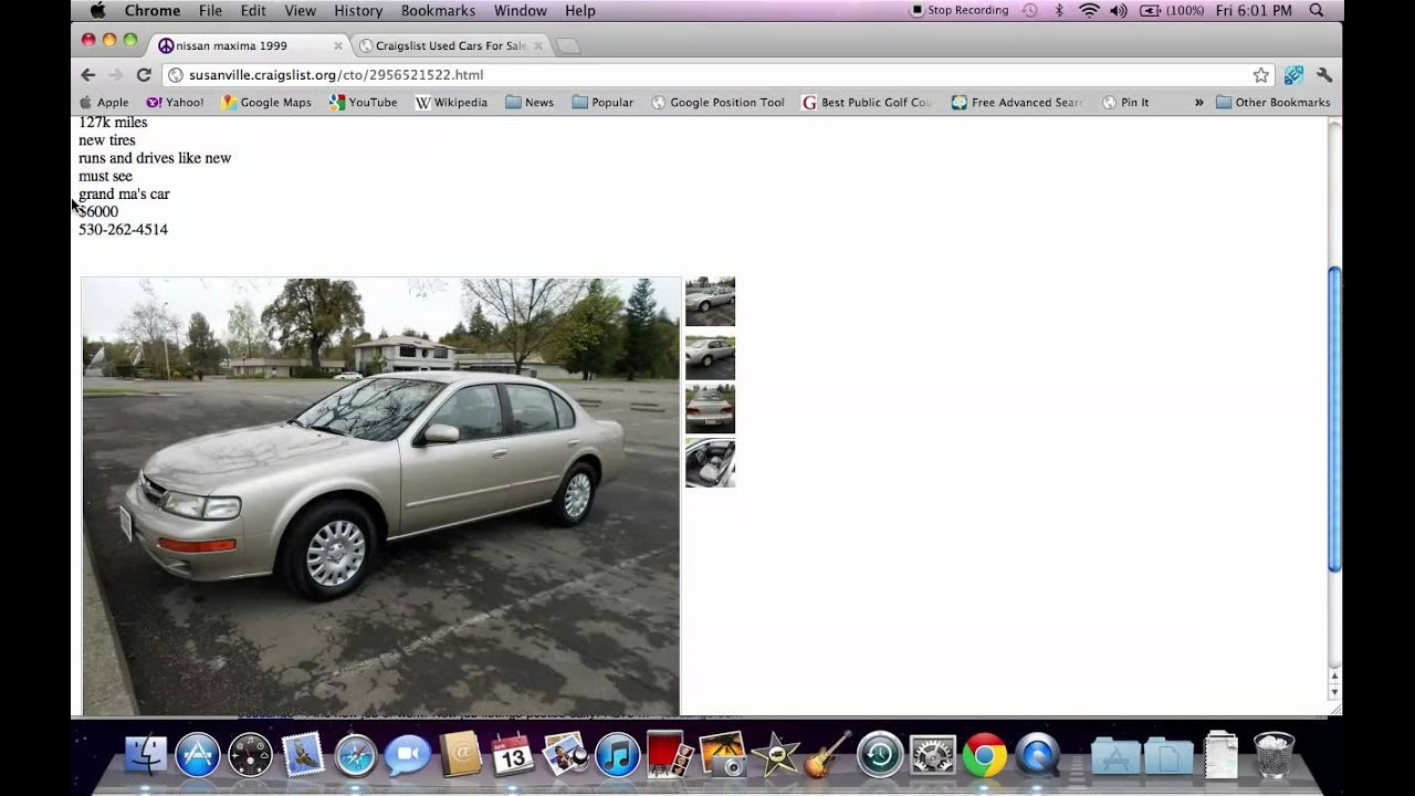 Craigslist Susanville CA - Used Cars and Trucks Available ...