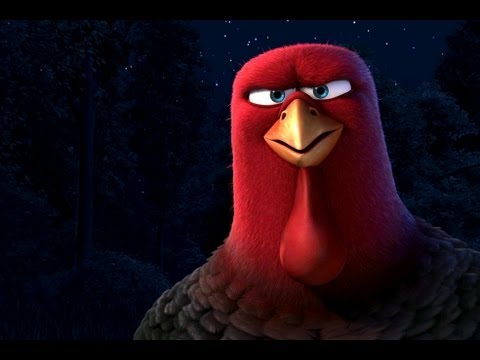 Free Birds - Official Trailer (HD) Owen Wilson